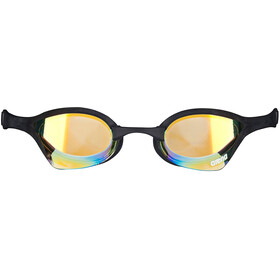 arena Cobra Ultra Mirror Goggles, yellow revo-black-black